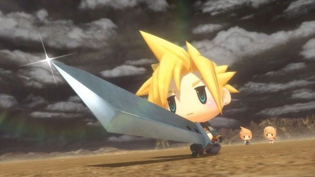 Square Enix anuncia World of Final Fantasy para PC