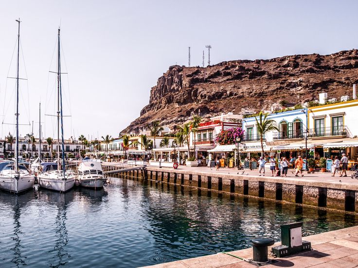 Gran Canaria Harbor by Volker Lehmann on 500px