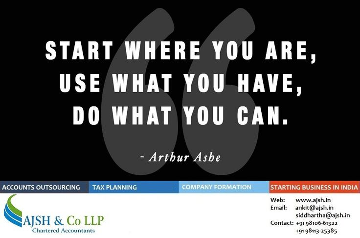 We help to start your own business in India. We offer professional Services like Company formation services, Start your business in India, Accounting outsourcing, Incorporation of company In India , Service tax and Chartered accountant etc.
