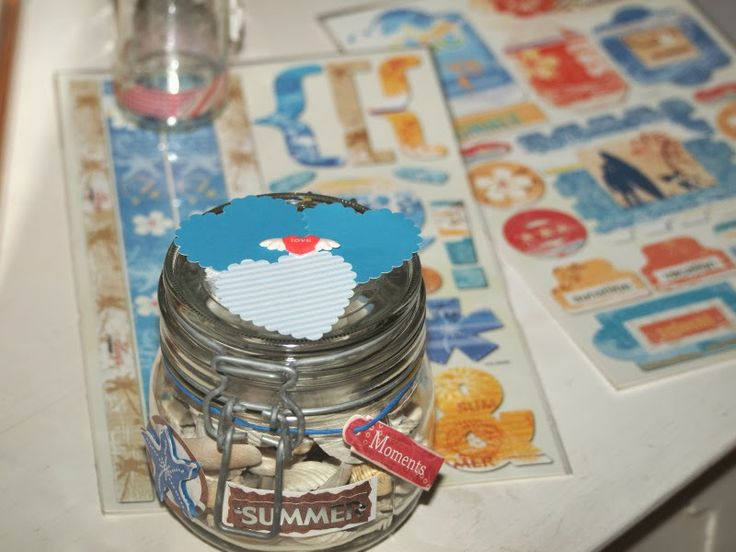 Tuo Scrapbooking: message in a bottle http://tuoscrapbookinghomely.bigcartel.com/category/borse-kafe