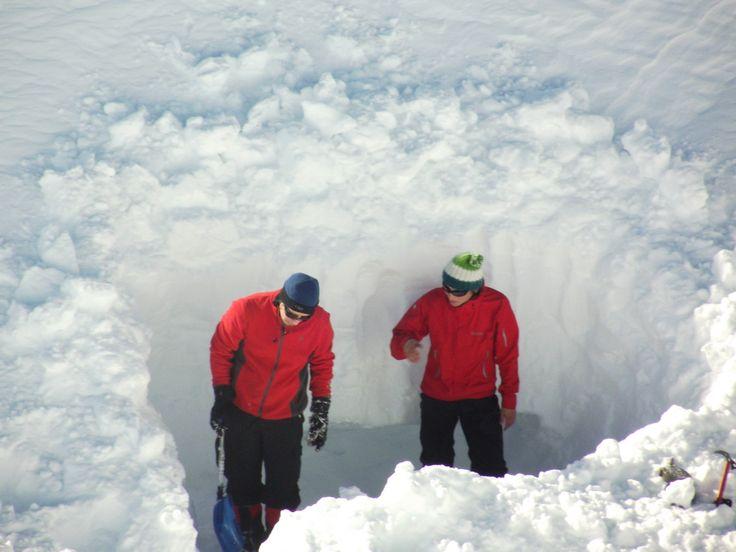 Técnicas invernales