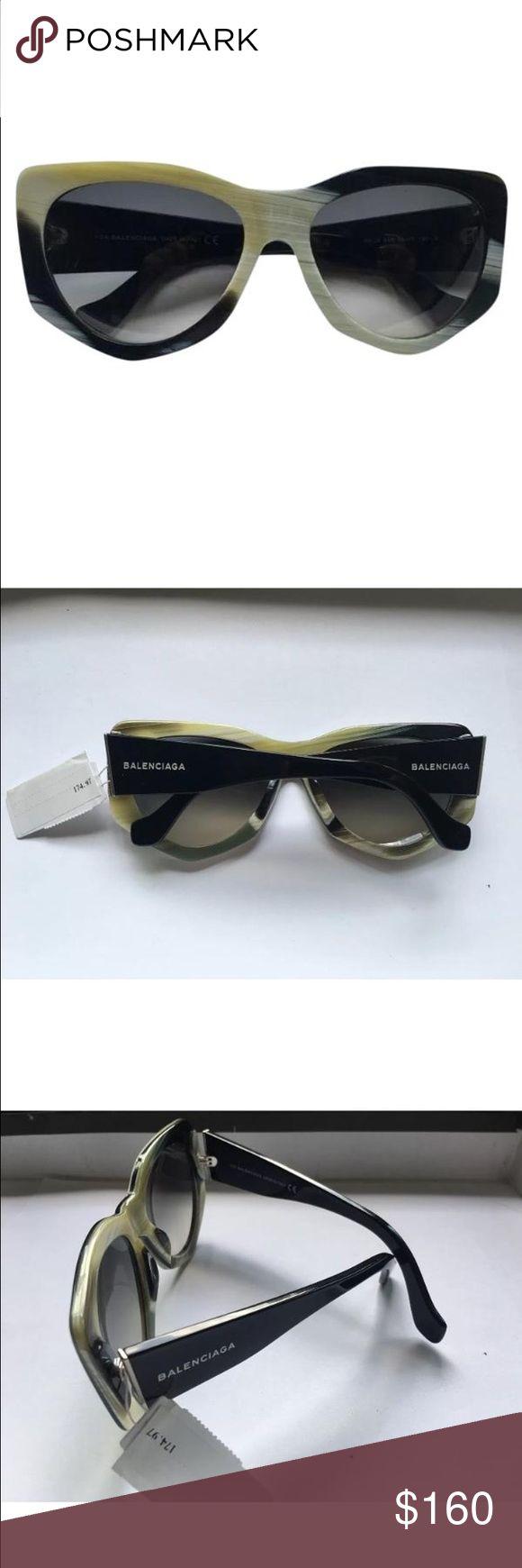 NWT!!! Balenciaga sunglasses BALENCIAGA BA 18 64B Italian Sunglasses NEW tags    100% authentic Balenciaga sunglasses  Made in Italy  No box or cloth  New with original tags Balenciaga Accessories Sunglasses