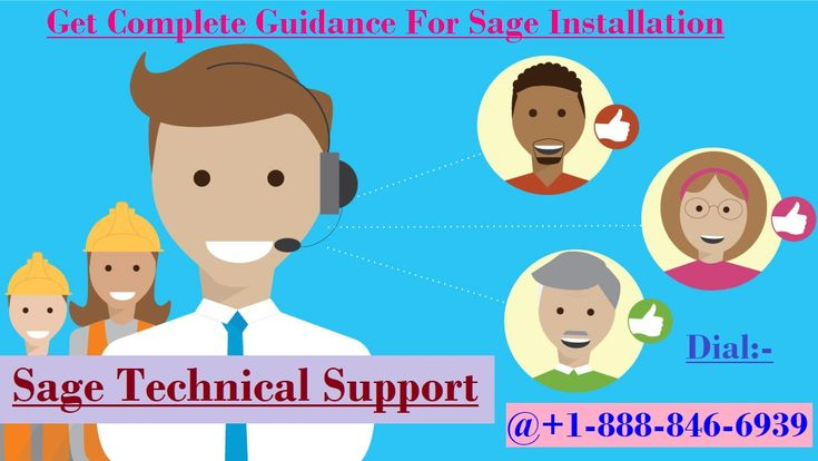 Use of Sage helpdesk phone number or Sage helpline number helps to resolve the query you have whereby it is needed to call support for Sage 50 and reach contact Sage support center for the guide.