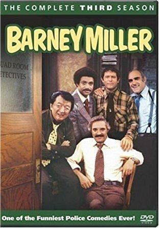 Hal Linden & Abe Vigoda & Alex March & Bruce Bilson -Barney Miller: Complete Third Season