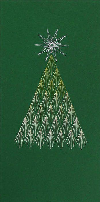 ... | Fadengrafik | Pinterest | Diaries, Christmas Trees and Trees