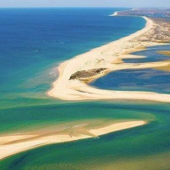 Ilha de Cabanas, Algarve