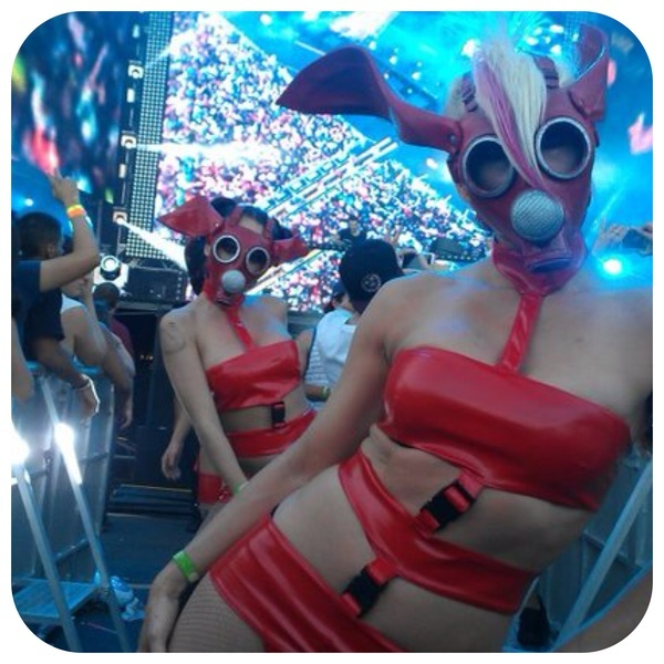 Electric Daisy Carnival Source: Insomniac