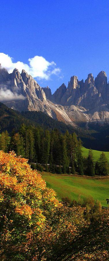 The Dolomites, Italy (Beauty Landscapes Italy)