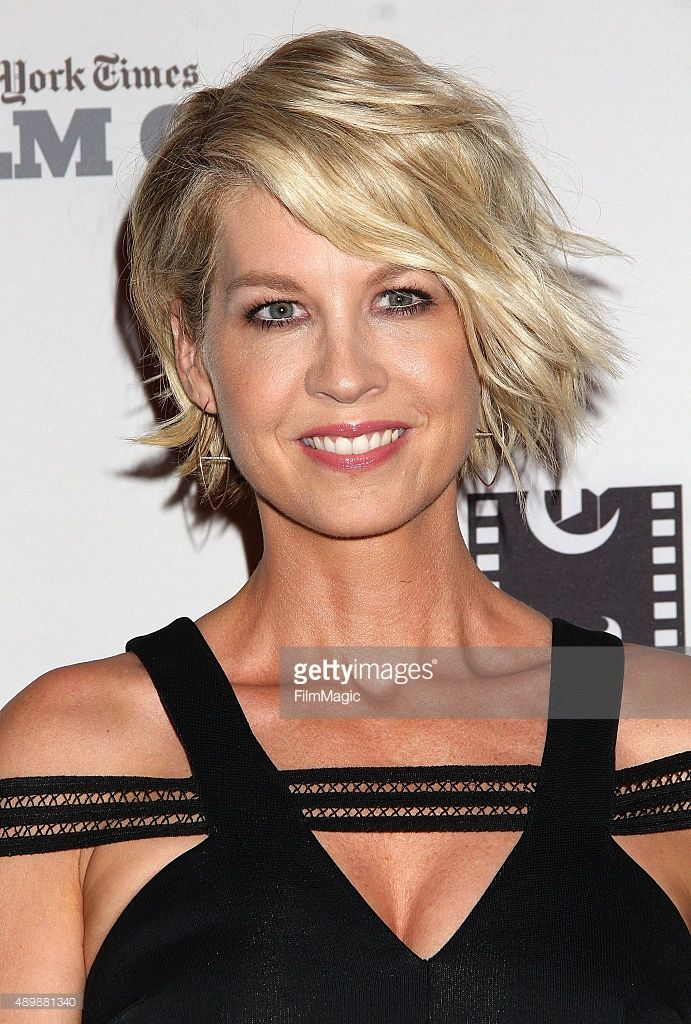 Jenna Elfman attends the 'Big Stone Gap' New York Screening at Sunshine Landmark on September 24, 2015 in New York City.