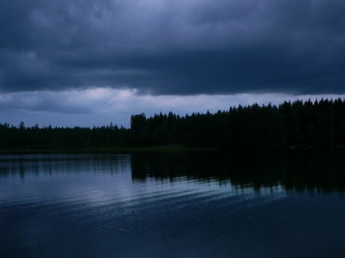 #after #sunset #kokkola #finland #night #dark