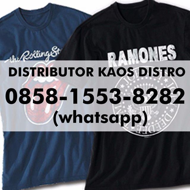 Kami melayani Grosir maupun Eceran Kaos Distro degan berbagai Merek seperti Volcom, DC, QuikSilver, Adidas. masih banyak lagi. Kami adalah toko online yang melayani pembelian di seluruh wilayah indonesia dengan harga grosir dan eceran termurah  .  Berminat membeli produk kami silahkan kontak customer service kami. .  0858-1553-8282 (WA)  .  .  #bajukerenmurah #kaosdistrokeren #grosirkaosdistrobandung #grosirkaosdistromurah #kaosdistrojakarta #bajudistrobandung #kaoskerenmurah #kaosker...