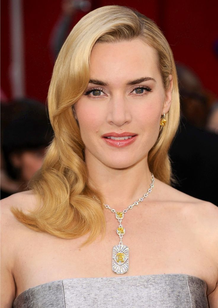 Kate Winslet.  Won the Academy Award for The Reader.  My favorite movies:  Titanic, The Life of David Gale, The Reader, Finding Neverland, Little Children, and Sense and Sensibility.