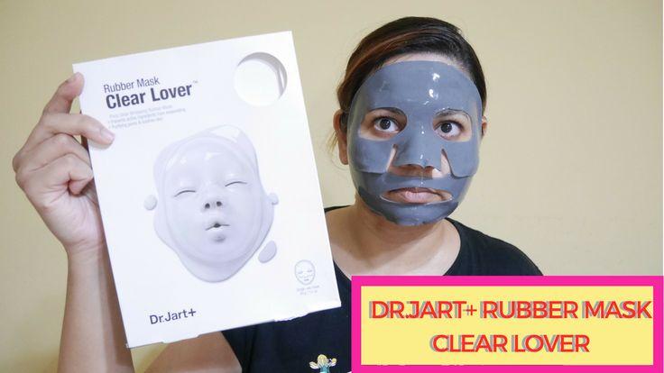 DrJart  Rubber Mask Clear Skin Lover First Impression