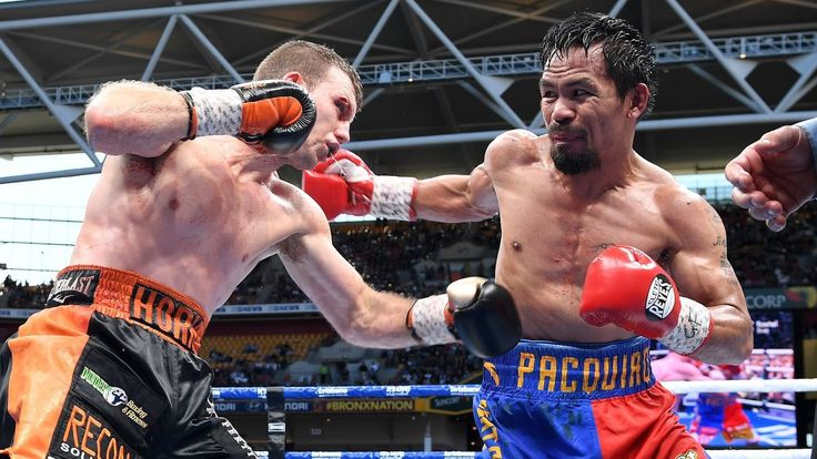 JEFF HORN DERROTA A MANNY PACQUIAO Y ES CAMPEÓN MUNDIAL PESO WELTER OMB