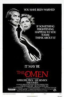 The Omen is a 1976 American suspense horror film directed by Richard Donner. The film stars Gregory Peck, Lee Remick, David Warner, Harvey Spencer Stephens, Billie Whitelaw, Patrick Troughton, Martin Benson and Leo McKern. It is the first film in The Omen series and was scripted by David Seltzer, who also wrote the novel.