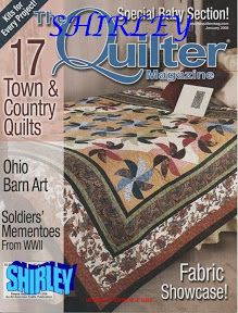 The Quilter Magazine 17 - jan 2004 no series Picasa Webalbums