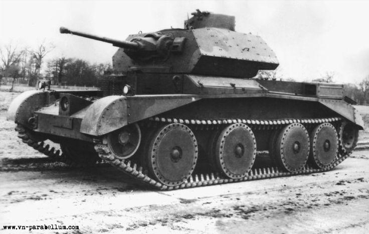 (A13) Cruiser Tank Mk IV