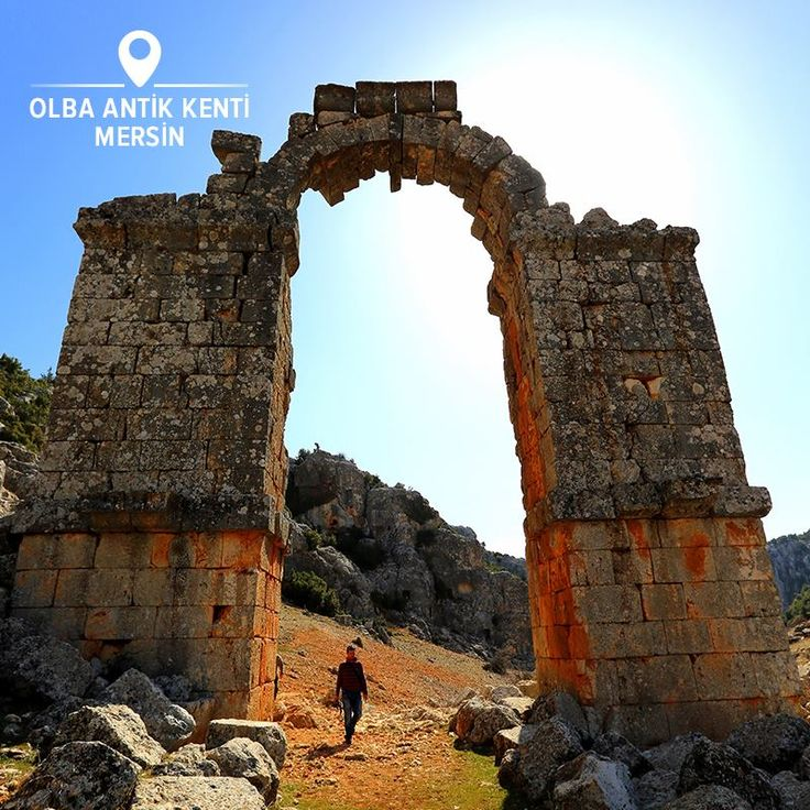Every corner of Anatolia has another memory of an ancient civilization, Olba is an ancient city in Mersin. Still gorgeous after thousands of years.