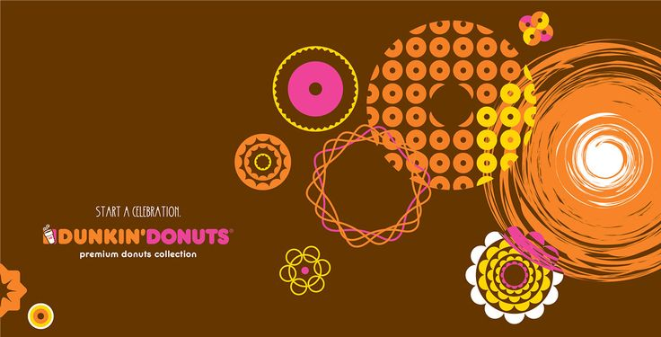 Dunkin' Donuts India - Diwali Packaging Designs on Behance