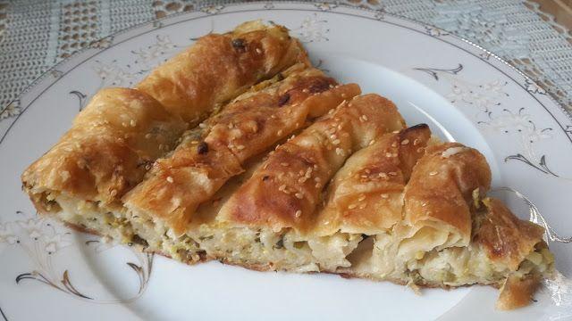 Fincan Teyze: Sodalı Börek (Kabaklı)