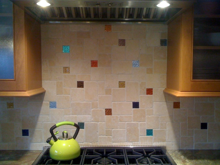 Lets get a funky backsplash at Ceramiche Tile and Stone