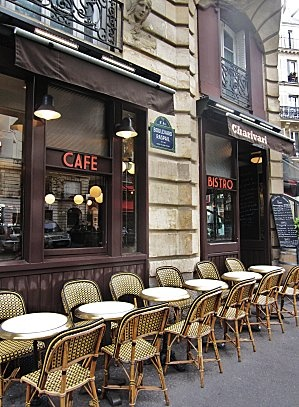 Caf Charivari Paris #cafe, #culture, #pinsland, https://apps.facebook.com/yangutu