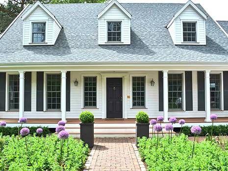 Traumhaus amerikanischer stil  195 besten Häuser Bilder auf Pinterest | Architektur, Wohnen und ...