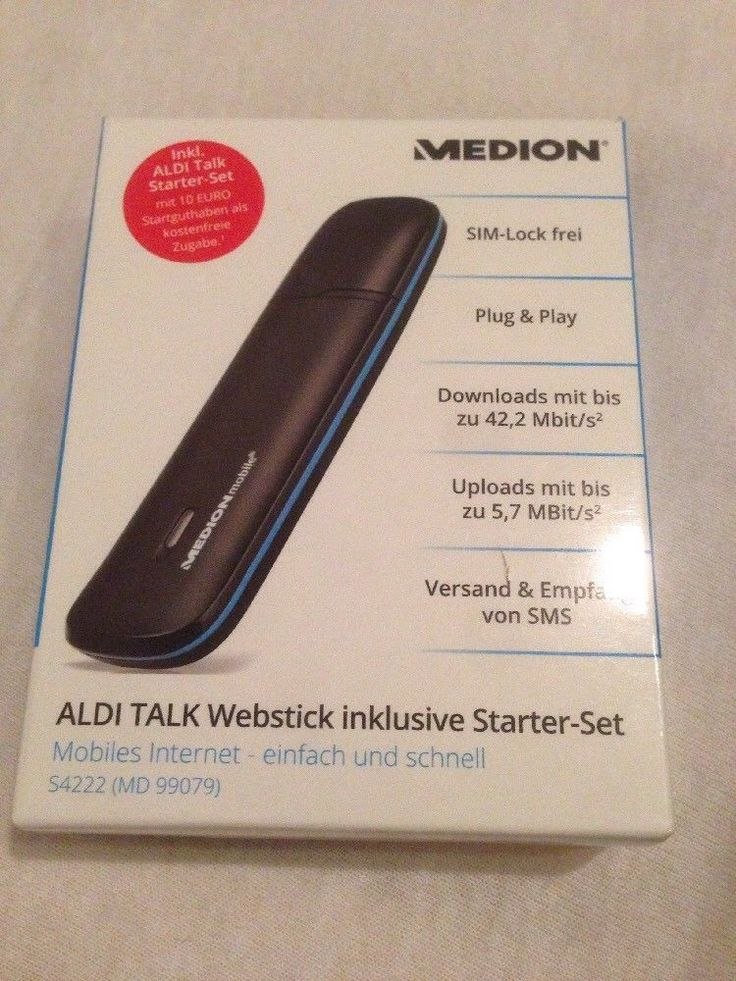 """Ebay """"Deals"""" Medion S4222 Webstick Aldi Talk MD 99079 Surfstick Best Deals: EUR 9,99 Angebotsende: Samstag Mär-3-2018…%#Quickberater%"""