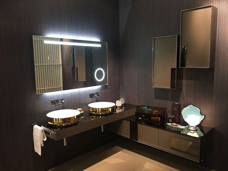 Make Photo Gallery Exquisite Contemporary Bathroom Vanities with Space Savvy Style