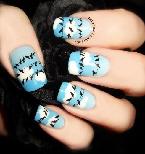 The Adorned Claw: 17 Best Ideas About Claw Nails Designs On Pinterest