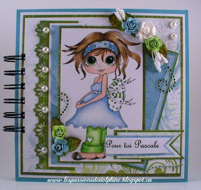 carte album My Besties