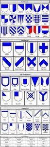 Afbeeldingsresultaten voor Medieval Heraldry Symbols and Meanings