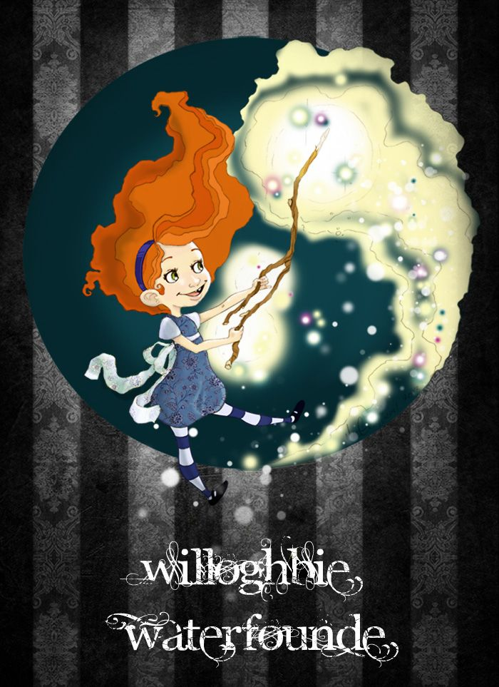 My little water witch , Willoghbie
