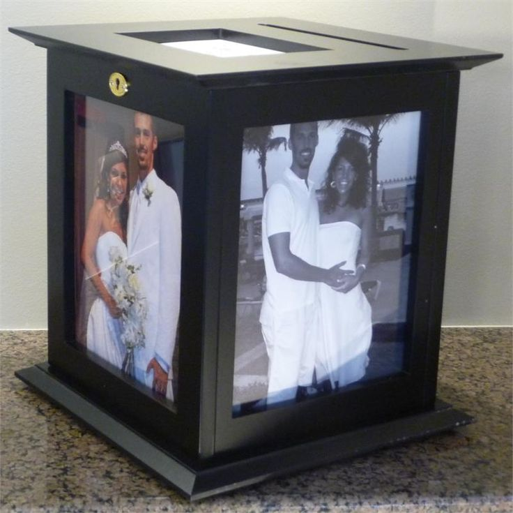 52 best cardboxes Ideas found images – Picture Frame Wedding Card Box