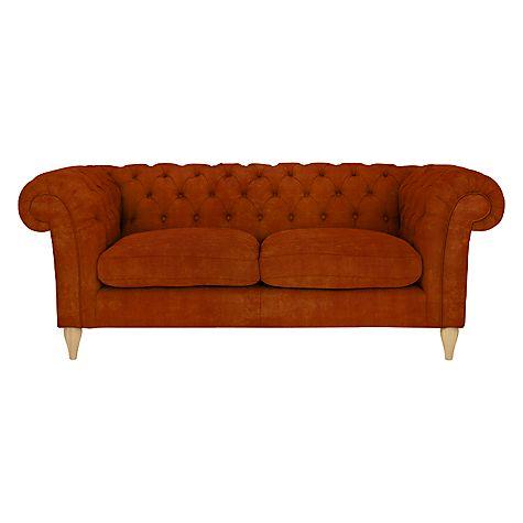 buy john lewis cromwell chesterfield large sofa online at johnlewiscom - Etagenbett Couch Lego Film