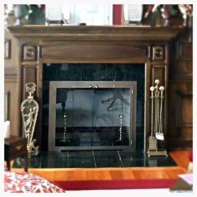 31 best fireplace glass doors images on pinterest bonfire pits httpsflicpewbzqe design specialties legend glass planetlyrics Gallery