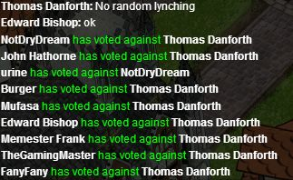 My experience with Town of Salem