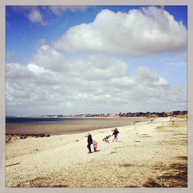 Lee on the Solent March 2014.