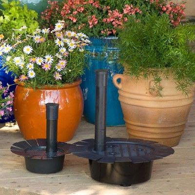 14 best images about gardening containers irrigation on pinterest container plants shrubs and - Self watering container gardening system ...