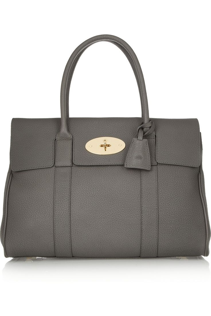 Mulberry|The Bayswater textured-leather bag|My most prized possession!