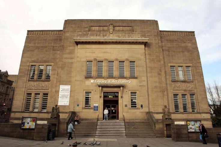 Huddersfield Library & Art Gallery