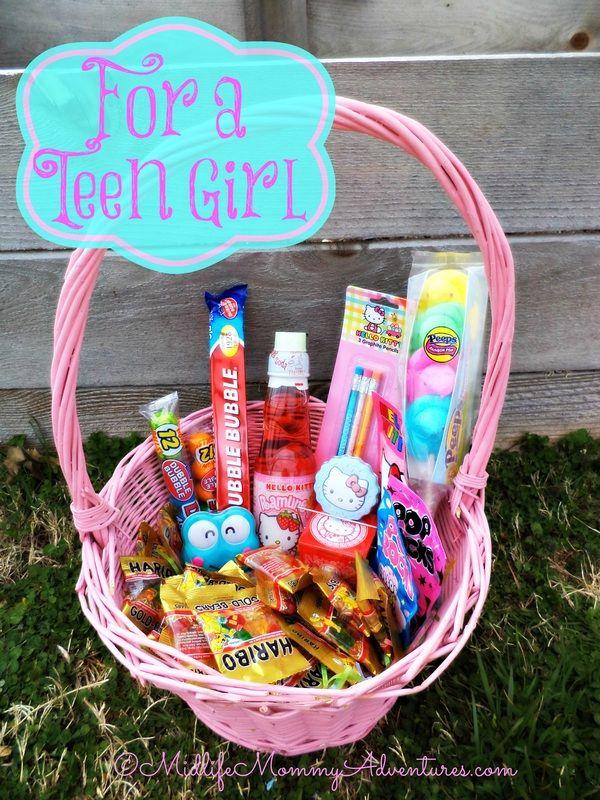 Pin On Teen Adult Basket Ideas