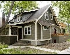 Craftsman Exterior Paint Color Schemes Houzz Is The New Way To Design Your Home
