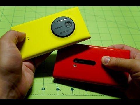 Nokia Lumia 1020 vs Nokia Lumia 920 http://mylinksentry.com/fj91