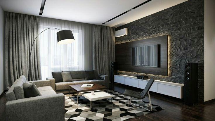 designer wohnzimmer schwarz. massive möbel holz schwarz wand küche ... - Designer Wohnzimmer Schwarz