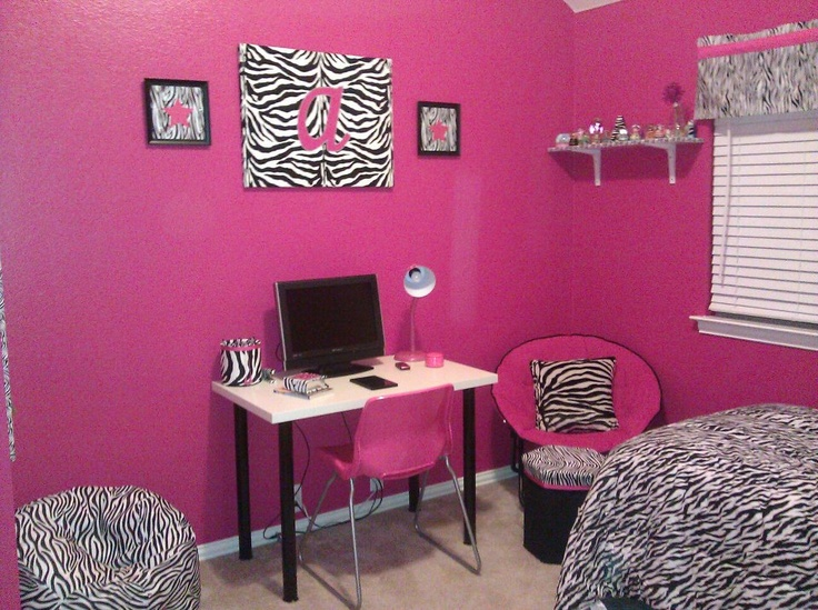 23 best Zebra Bedrooms images on Pinterest | Zebra bedrooms, Girls ...