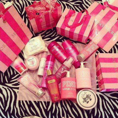 Pink Girly Things 17 Best Images About P I N K Victoria Secret On Pinterest