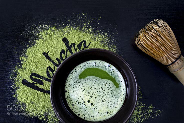 Pic: Matcha tea