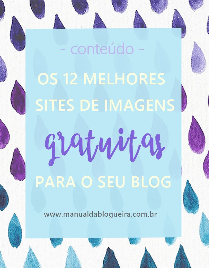 12 sites de imagens gratuitas
