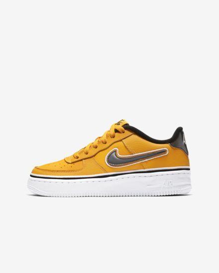 e9928c481d21 Nike Air Force 1 LV8 Sport NBA Big Kids  Shoe
